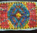 "Museum African Art Workshop Coffee Filter ""Moroccan Rug"" My Father's Shop Satomi Ichikawa"