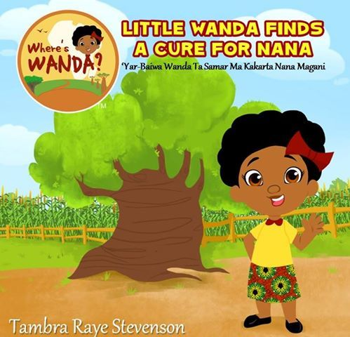 Little Wanda Finds a Cure for Nana Book Cover